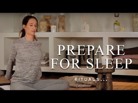 Prepare For Sleep – Evening Workout – Yoga with Rituals