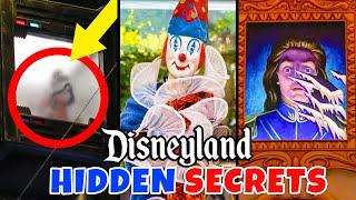 Top 7 Hidden Secrets at Disneyland  Pt 3