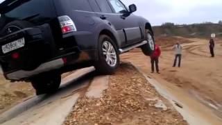 Pajero IV 2014 триал,внедорожники,гонки на внедорожниках,грязь,в болоте,смотеть гонки,джип триал,джи(, 2015-02-02T19:49:46.000Z)