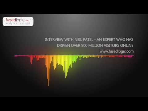 Interview with Neil Patel – An expert who has driven over 800 Million Visitors Online