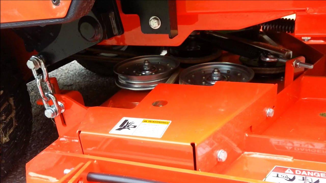 Kubota Zero Turn Mulching Kit For : Simplicity zt zero turn mower removal and mulch kit