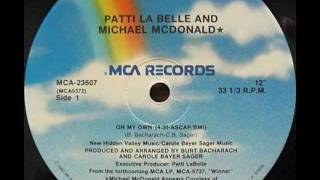 Patti LaBelle & Michael McDonald - On My Own (1986)