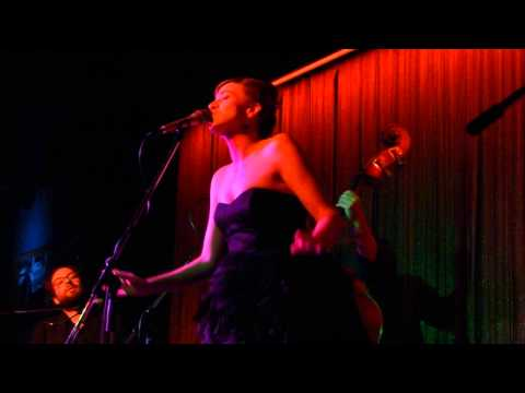 Jill Barber 'Never Quit Loving You' [HD] live at Orange Peel Frankfurt, Germany