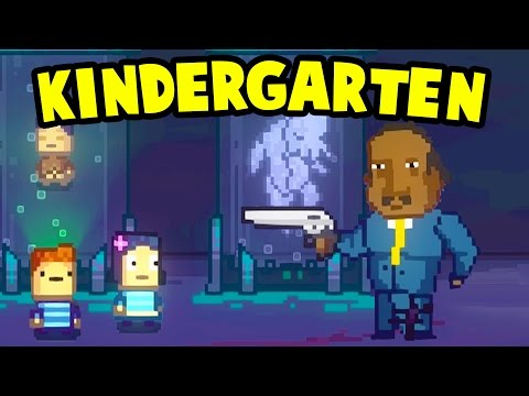 Kindergarten  - THE PRINCIPAL'S EVIL LAIR OF MUTANTS! Lily's Quest - Kindergarten Gameplay Part 6