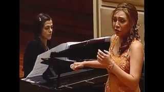 O del mio dolce ardor - Gluck - Marilyn Viloria (Mezzo)