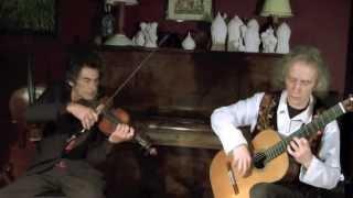 """Those were the Days"" - The original old Russian violin tune ""Dorogoi Dlinnoyu"""