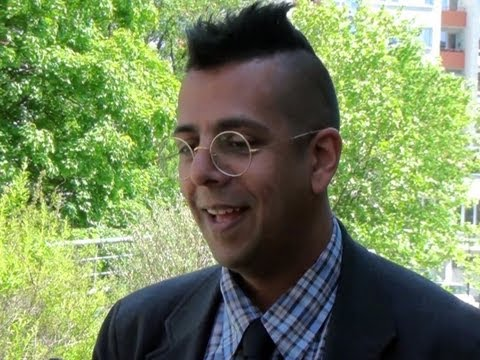 Simon Singh Interview - World Skeptics Congress Berlin 2012