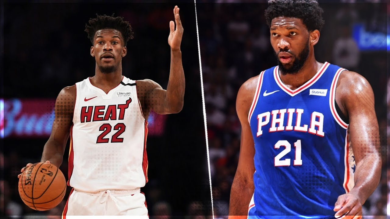 Whats Going On With The 76ers!?! (76ers vs Heat) - YouTube