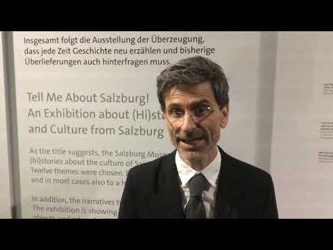 Leichte Sprache im Salzburg Museum