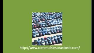 Car Rentals San Antonio Tx Rent Car