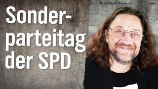 Christian Ehring: Nach dem Sonderparteitag der SPD