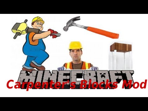 how to get the carpenter to work on minecraft