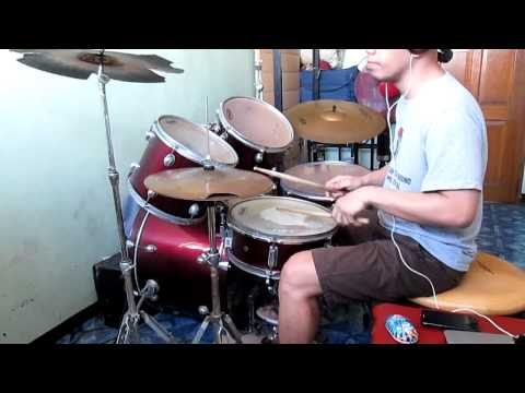 Alapaap - Eraserheads - Drum Cover