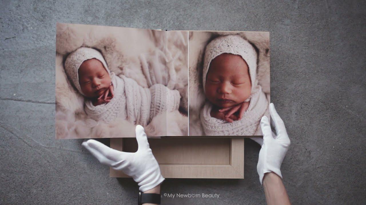 Newborn baby Girl album