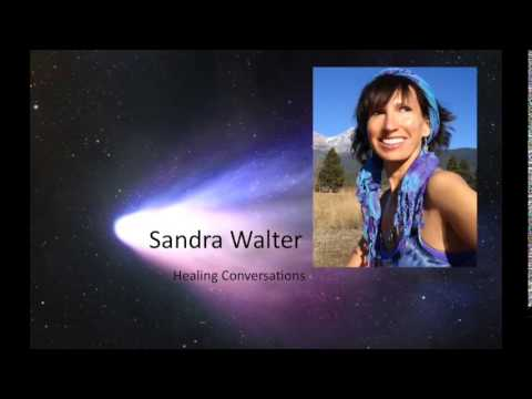 Cosmic Energies of Ascension - Healing Conversation with Sandra Walter