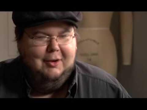 Shane Koyczan interview, Words Aloud 2007, Canada