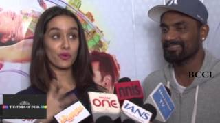 Shraddha Kapoor  I have grown up in different parts of Delhi