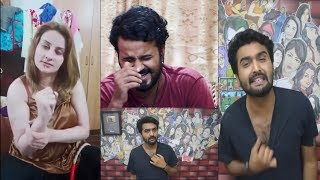 """Reaction On """"THARAK IS GOING ON A NEW LEVEL """" By Awesamo Speaks 