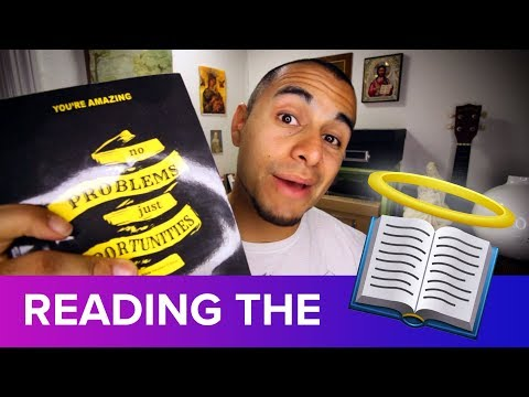 How to read the Bible without getting BORED!