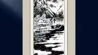 Живопись у-син, Зимние картины Щербакова Андрея  v.2