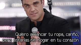 All That I Want - Robbie Williams (Traducida Al Español)