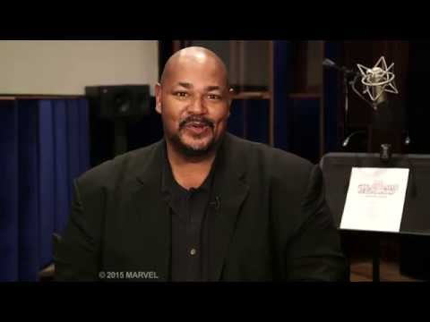 Kevin Michael Richardson as Groot in
