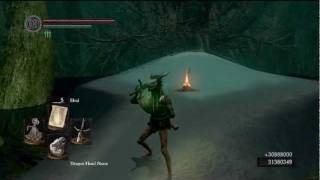 DARK SOULS Infinite Soul Glitch/ Dragon Head Glitch