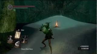 DARK SOULS Infinite Soul Glitch/ Dragon Head Glitch
