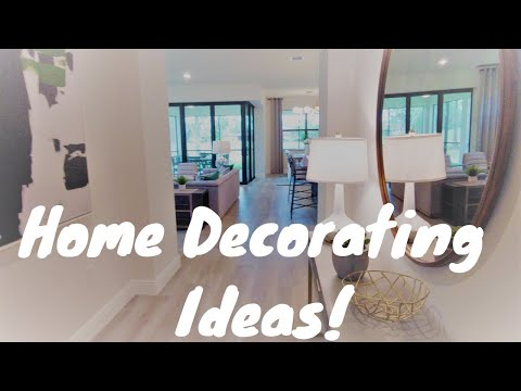 HOUSE TOUR 2019| HOME DECORATING IDEAS!