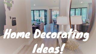 Model House Tour 2019| Home Decorating Ideas!