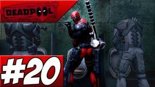 ♠ Deadpool - Let