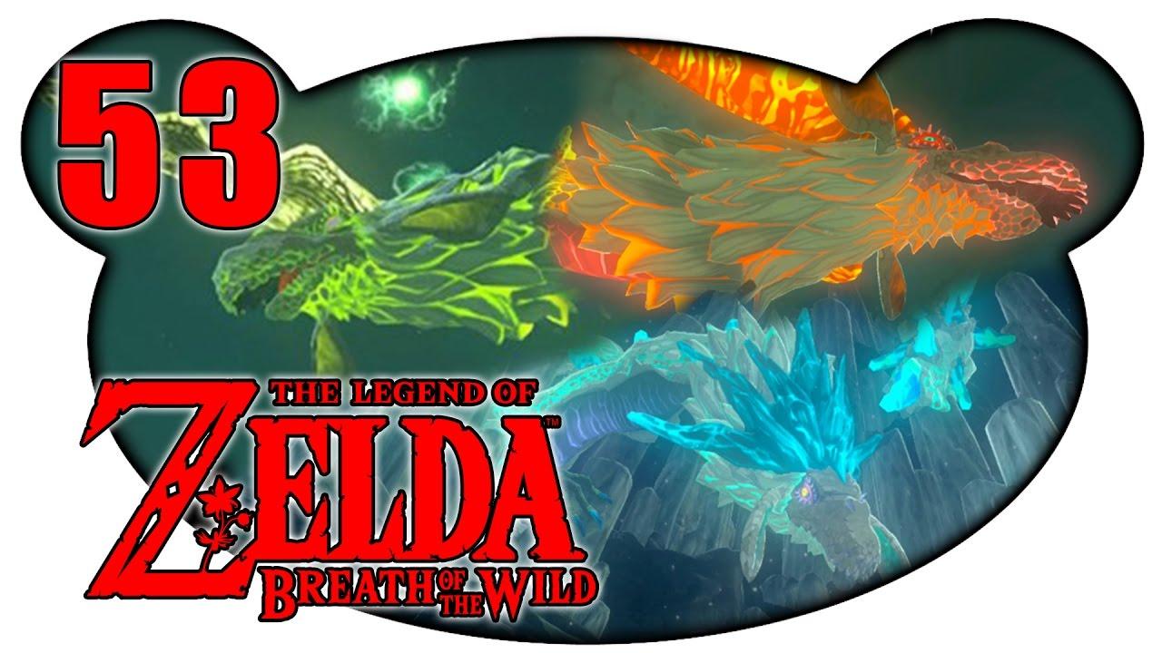 Drachen Zelda