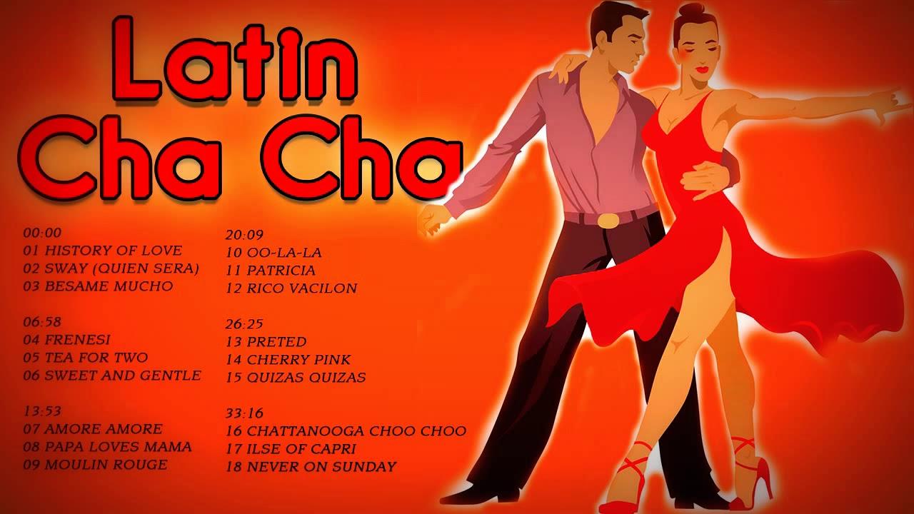Download DanceSport music - Latin Cha Cha You Will Never Non Stop Instrumental - Dancing music