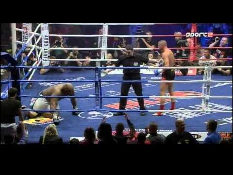 Bob Sapp vs Kunkli Tivadar