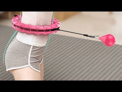 Smart Hula Hoop Review 2020 —— Best Hula Hoop For Beginners