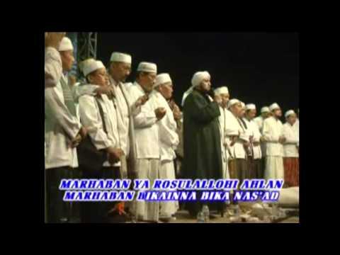 Mahalul Qiyam~ PPHM Ngunut Tulungagung Bersholawat Bersama Habib Syech
