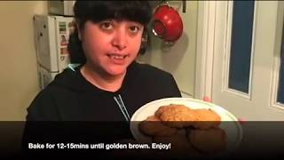 Nalyn's ANZAC Biscuit Recipe