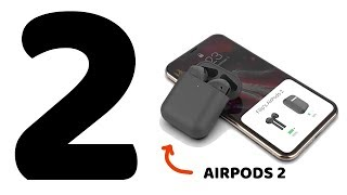 Apple Airpods 2 - Apple показала AirPods 2019! Что нового в AirPods 2? Цена Airpods 2!