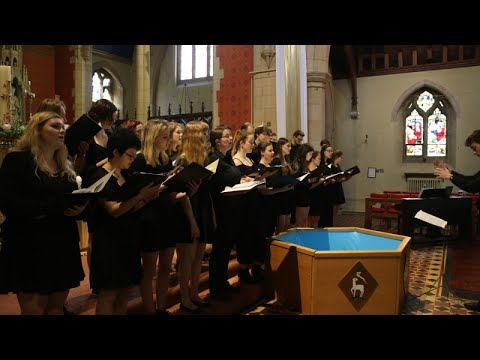 Blow The Wind Southerly - Southampton University Singers - Summer 2017