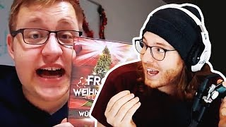 Unge REAGIERT auf Skyguys Weihnachts Scam | #ungeklickt
