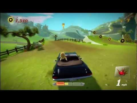 Joy Ride Turbo Car Parts Lighthouse Loop