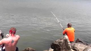 Lake eufaula ok cabins for Lake eufaula alabama fishing report