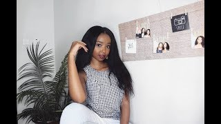 I MADE MY OWN WIG + GIVEAWAY | Ft. BEAUTY FOREVER HAIR | Wabosha Maxine