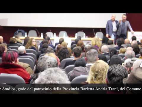 """La Prima del Corto """"L'AMORE ESTREMO"""" Canosa di Puglia 16.2.2017"""