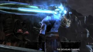 God of War 3  - De saco cheio e de mau humor (Matanza)