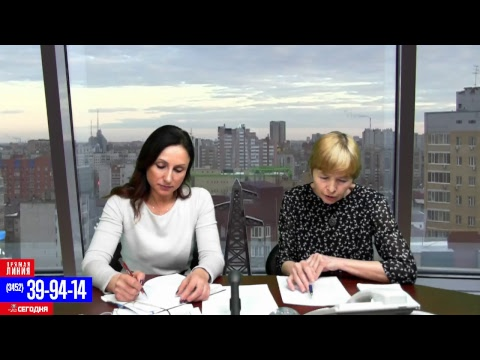 Ведущая прямого эфира - Наталья Худорожкова.