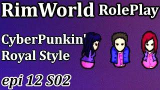 Cybernetic Implants Tour - RimWorld RolePlay - SEASON 2 Episode 12