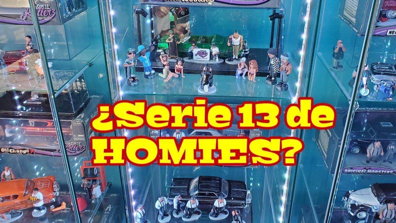Homies SERIE 13 NOCHE DE PREGUNTAS Y RESPUESTAS!😱