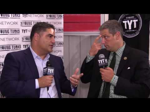 Tim Ryan Interview With Cenk Uygur At 2016 Republican National Convention