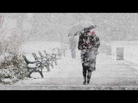 Сумасшедший май. Снег, холода, град. Аномалии по всей стране